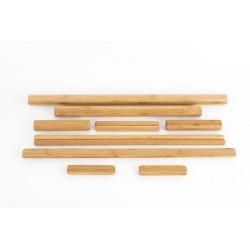 Bambus Set Geölt