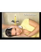 Ohr - und Körperkerzen
